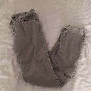 Other - Stile Benetton slim corduroy pants